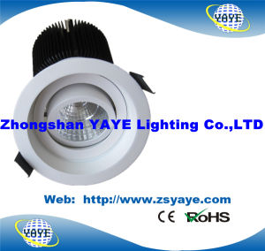 Yaye 2016 Newest Design Hot Sell 12W/10W/7W Ajustable COB LED Downlight/LED Ceiling Light pictures & photos