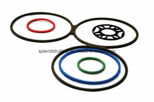 Rubber Orings for NBR, EPDM, Silicone, Viton and Ffkm Material