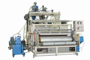 LLDPE 3 5 Layers Stretch/Casting/Preservative Film Co Extrusion Machine pictures & photos