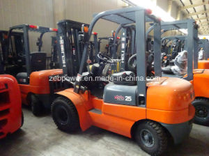 2.5t Heli Diesel Forklift (CPCD25) pictures & photos
