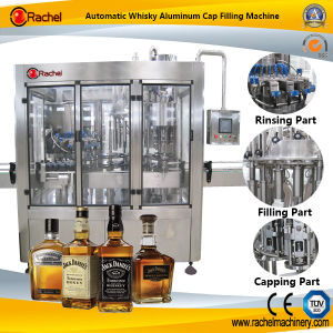 Automatic Rum Filling Capping Machine pictures & photos