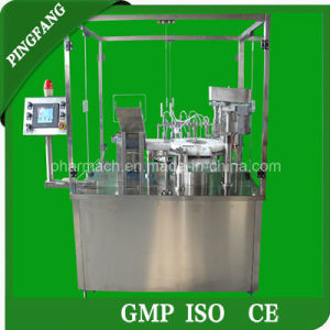 Syg-SL Cartridge Filling Stoppering and Capping Machine pictures & photos