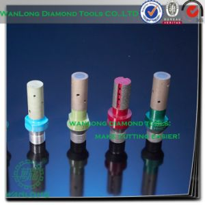 5 Teeth Diamond Finger Bit for Stone and Concrete Milling, Diamond Milling Bit pictures & photos