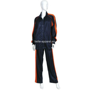 Good Quality Lady Sport Jogging Suits pictures & photos