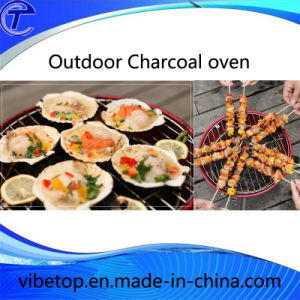 Cheap Charcoal BBQ Grill with Powder Coated pictures & photos