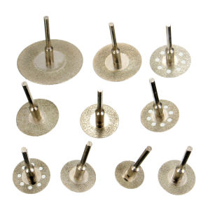 10PCS Diamond Cutting Discs Cut-off Wheel Set (GMH0011) pictures & photos