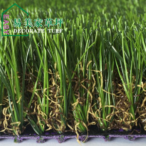 Landscaping 45mm High Density Colorful Artificial Synthetic Grass