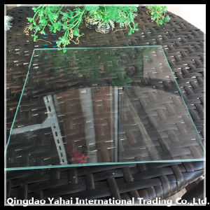 4mm Square Clear Float Glass with Straight Edge pictures & photos
