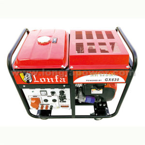 12kVA/12kw Original for Honda Engine Gx630 Double Cylinder Gasoline Generator (V-TWIN) pictures & photos