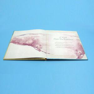 Cheap Matt Lamination Hardcover Book Printing