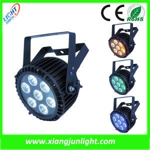 7PCS LED Full Color PAR Light pictures & photos