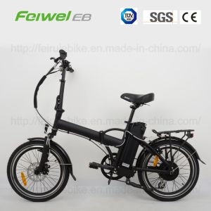 20 Inch Folding Electric Bike with TUV, SGS Certificates pictures & photos