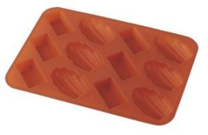 Silicone Ice Cube & Ice Tray & Chocolate Mould FDA&LFGB (SY6508) pictures & photos