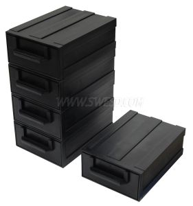Black ESD Box Supplier/ Box Manufacturer pictures & photos
