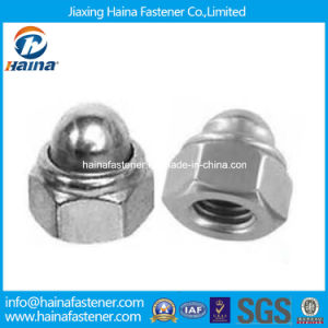 DIN986 Stainless Steel A2 Hex Cap Nut pictures & photos