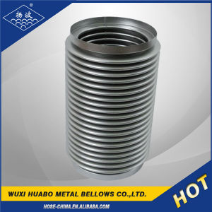 304 316 321 Ss Corrugated Flexible Bellow Pipe pictures & photos