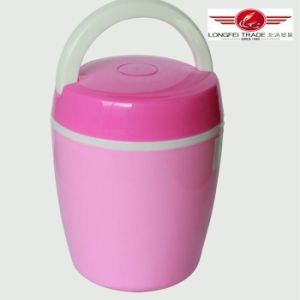 Plastic Biliary Vacuum Heat Preservation Lunch Box pictures & photos