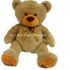 Plush Bear Toy for Baby