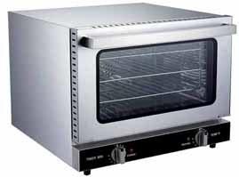 21L Quarter Size Convection Oven
