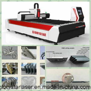 Fiber Laser Cutting Machine Laser Engraver and Cutter on Metals pictures & photos