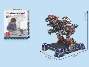Children Intellectual Toy 3D Jigsaw Games Puzzle DIY Puzzles (H4551380) pictures & photos