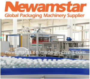 Automatic Drinking Mineral Water Filling Machine / Bottling Plant pictures & photos