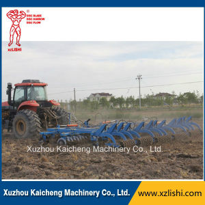 Farm Land Machine Disc Harrow 7.2m for 220-300HP Tractor pictures & photos