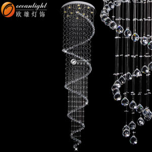 Used Chandelier Lighting New Hot Sale Asfour Crystal Chandelier Prices Lighting Lamp (OM021-600) pictures & photos