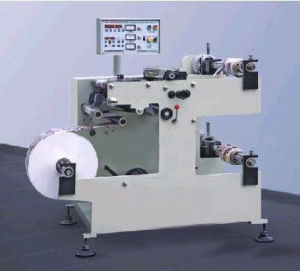 Zbs-550 Slitting Machine with Rewinder pictures & photos