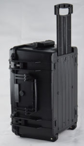 Tool Case Plastic Case with Black Protective Case Trolley Case pictures & photos