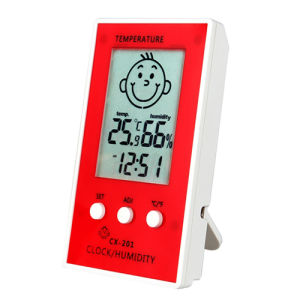 Temperature and Humidity Meter for Baby CX-201 pictures & photos