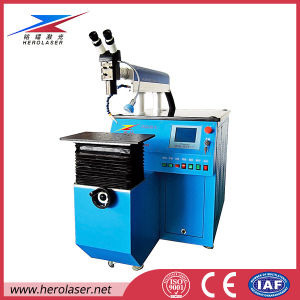 2016 Hotsale Laser Spot Welding Machine for Goldsmith, Jewelry Shop pictures & photos