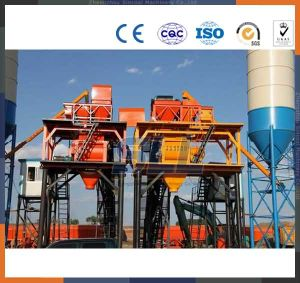 High Quality Dry Powder Concrete Mixing Plant Machine for Sale pictures & photos