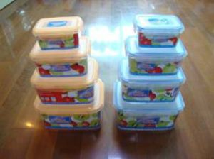 Chinese Hot Sale Useful Plastic Food Container pictures & photos