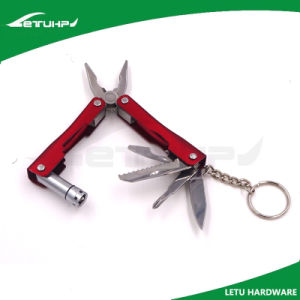 Anodized Multi Purpose Tool with LED Flashlight pictures & photos