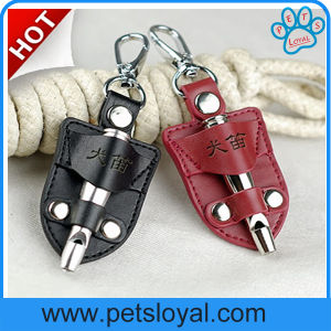 Silent Dog Whistle Stainless Steel Pet Accessory Wholesale (HP-405) pictures & photos