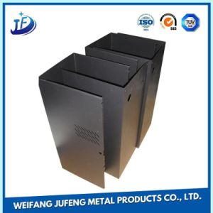 Custom Made Electrical Wall Cabinet of Sheet Metal Fabrication Stamping pictures & photos