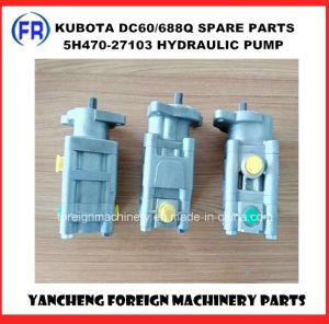 Kubota 688q/DC60 Hydraulic Pump pictures & photos