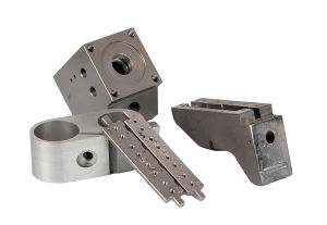 High Precision CNC Machining Mould Parts for Stamping and Plastic Injection pictures & photos