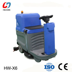 High Quality Floor Scrubber Machine for Sal (HW-X6) pictures & photos