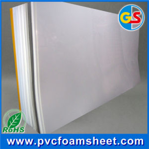 1-6mm PVC Foam Board pictures & photos