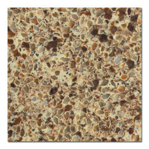 Custom-Made Shape Quartz Countertops for Kitchen Tops Vanity Tops Table Tops pictures & photos