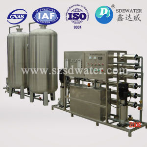 1000 Lph Pure Water RO Filtration System pictures & photos
