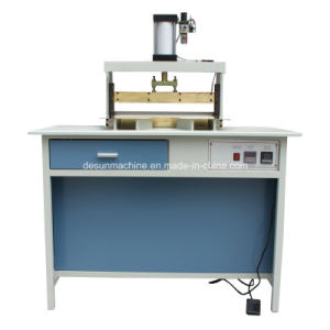 Semi-Automatic Book Slot Pressing Machine (YX-460YC) pictures & photos