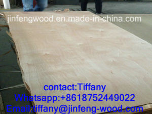 China Factrory Produce Okoume Veneer MDF Board, Plywood pictures & photos