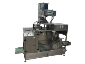 Horizontal Automatic Filling Sealing Machine for Stand up Pouches (Doy Pack) pictures & photos