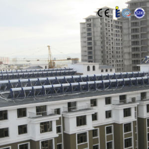 Economic Glass Vacuum Tube Low Pressure Solar Water Heater pictures & photos