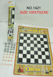 Giant Ground Chess Mat 100*70cm Q0082614