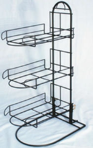 Precision Metal Display Stand of Good Price (LFDS0056) pictures & photos