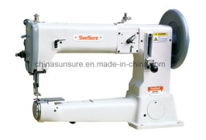 Drum-Type Flat Seaming for Extremely Thick Material Sewing Machine pictures & photos